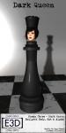 human_chess_dark_queen