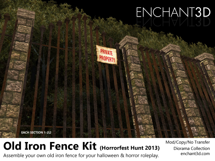 Enchant3D - Horrorfest Hunt Item