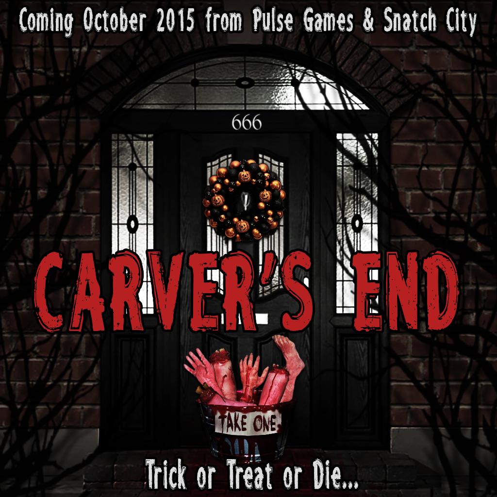 Carvers End Teaser Poster